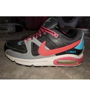 Nike Air Max 90 Pink Turquoise Grey Black